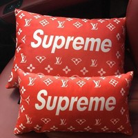 Supreme Cars Cartoons Neck Protected Cushion [105073082380]