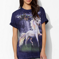 The Mountain Crazy Unicorn Tee - Urban Outfitters