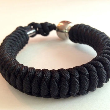 Black Secret Pipe Bracelet w/ FREE SHIPPING by OutofSightSmokables