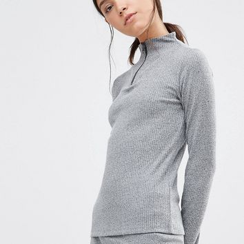 Pieces Pica Ribbed Sweater