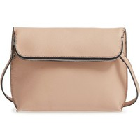 Street Level Faux Leather Crossbody Bag | Nordstrom