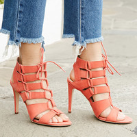 Dolce Vita Cutout Gladiator Sandals