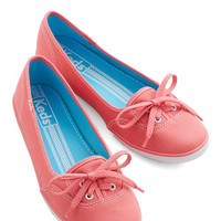 Keds 90s Coast of All Flat in Pink