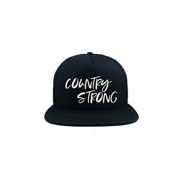 Country Strong Trucker Hat