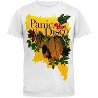 Panic At The Disco - Leaves Soft T-Shirt