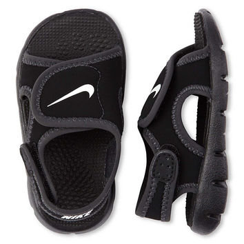 Nike Sunray Adjustable Boys Sandals Toddler JCPenney