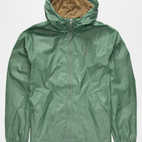 Volcom Arlo Mens Jacket Dark Green  In Sizes