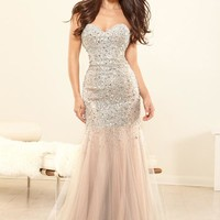 Terani P1575 at Prom Dress Shop