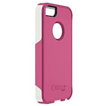 OtterBox Commuter Series 77-22977 Protective Case for Apple iPhone 5 - Pink, White