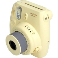 FUJIFILM instax mini 8 16273441 Instant Film Camera - Yellow