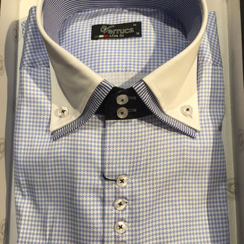 Verruca Slim Fit Button-Up Dress Shirts