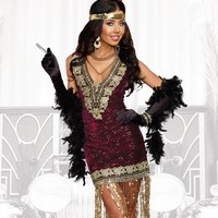"""""""Sophisticated Lady"""" Costume"""