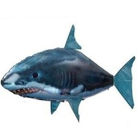 William Mark Air Swimmers Remote Control Flying Shark