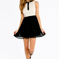 Reign On Lace Skater Dress $23