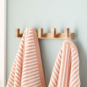 Jodi Towel Rack with Square Hangers