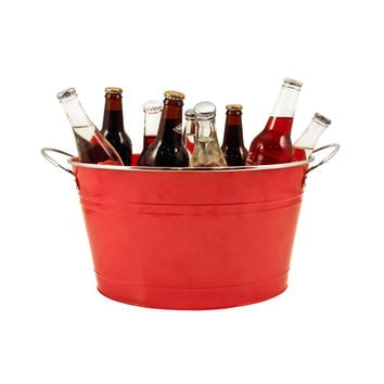 Barn Red Beverage Tub