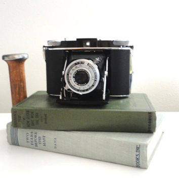 Vintage Camera Ansco Speedex 20, f / 6.3 with Manual, Box and Exposure Guide Works Great