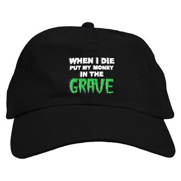 When I Die Dad Hat
