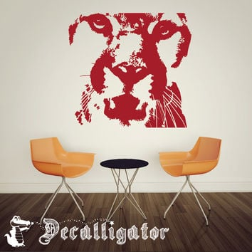 Wall Decal - Panther Cat - Fierce Decor for Any Room - Modern Style