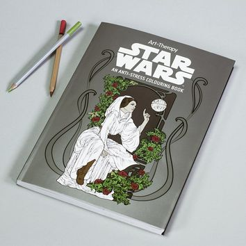 Star Wars Anti-Stress Colouring Book | Firebox.com - Shop for the Unusual