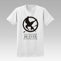 hunger game logo  t-shirt unisex adults
