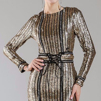 Macy Sequin Dress