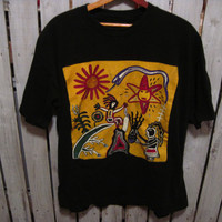Midnight Oil T-Shirt,  Size XL