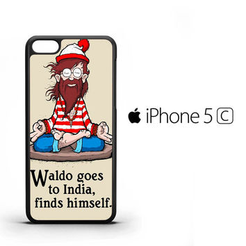 Waldo Found Y2051 iPhone 5C Case