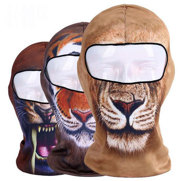 Cheapest Sports Ski Motorcycle Biker Motorbike Neck Warmer Helmet Hood Hat Headwear Full Face Mask Balaclava Headscarf Headgear