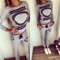 Women's Trending Popular Fashion 2016 Floral Printed Everyday Wear _ 8995