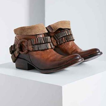 FREEBIRD By Steven Eve Ankle Boot- Tan
