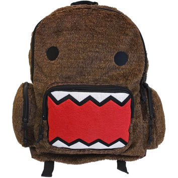 Domo - Plush Big Face Backpack
