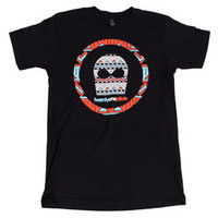 Aztec Mask T Shirt