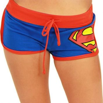 DC Comics Superman Booty Shorts - Superman - | TV Store Online