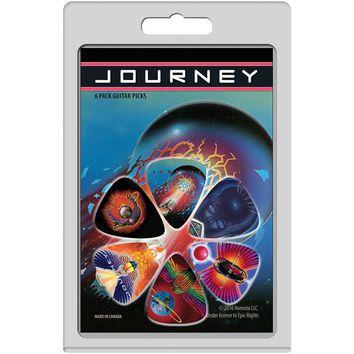 Journey Guitar Pick