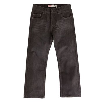 Levi's 505 Straight-Fit Jeans - Boys
