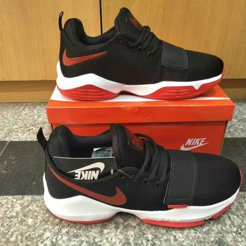 Fashion Online Nike Paul George Men Sport Casual Basketball Sneakers Running Shoes