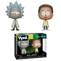 Funko Vynl Rick and Morty Collectible Toy