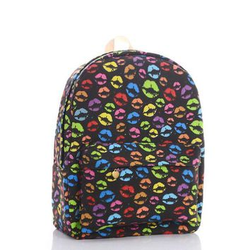 PEAPIX3 Punk Hip-hop Sexy Backpack = 4888016836