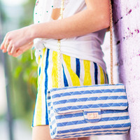 Sailaway Quilted Crossbody Bag