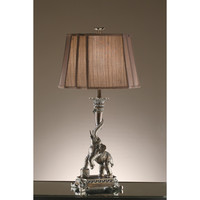 Crestview Collection Ella 1 Light Accent Table Lamp