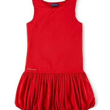 Ralph Lauren Childrenswear Girls 7-16 Sleeveless Dress