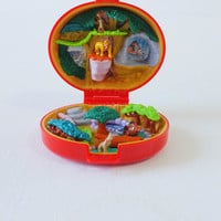 vintage lion king polly pocket | disney mini collection the lion king | vintage lion king polly pocket complete set | lion king polly pocket