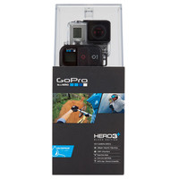 Gopro Hero3+ Black Edition Hd Video Camera Black One Size For Men 23179110001