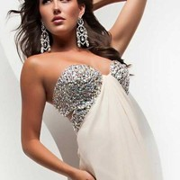 Jasz Couture Dress 4813 at Peaches Boutique