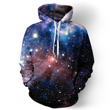 Lush Galaxy Hoodie - READY TO SHIP