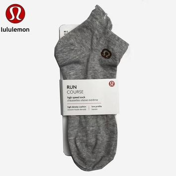 Lululemon Women Cotton Socks