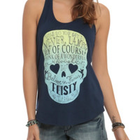 Disney Peter Pan Neverland Skull Girls Tank Top