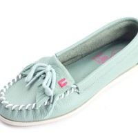 Mint Skyler Loafers