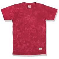 * Mister Chrome Dye Tee - Red